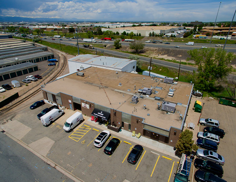 Denver Commercial Property leased to cannabis operator