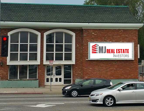 Woodland Hills location is just one of many commercial property investments acquired by the principals of MJRE.